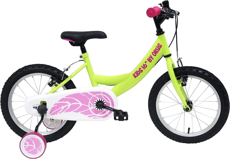 Bicicleta Mixta de 16 Pulgadas, rodamiento de Bolas con 2 Frenos V ...