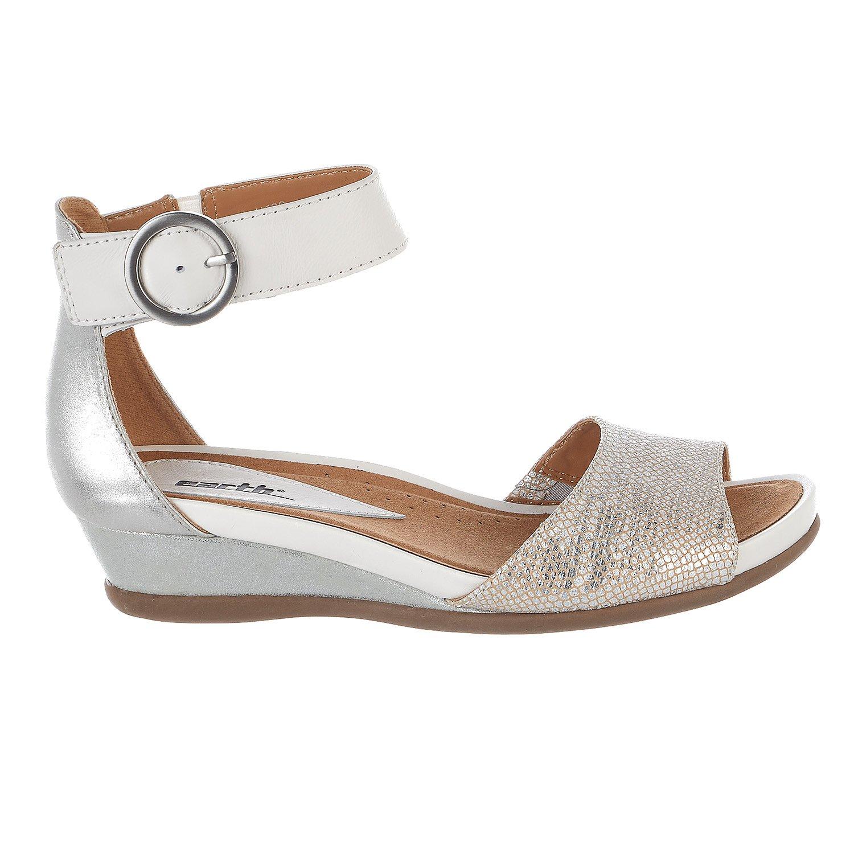 Earth Hera Women's Sandal 8.5 B(M) US Silver