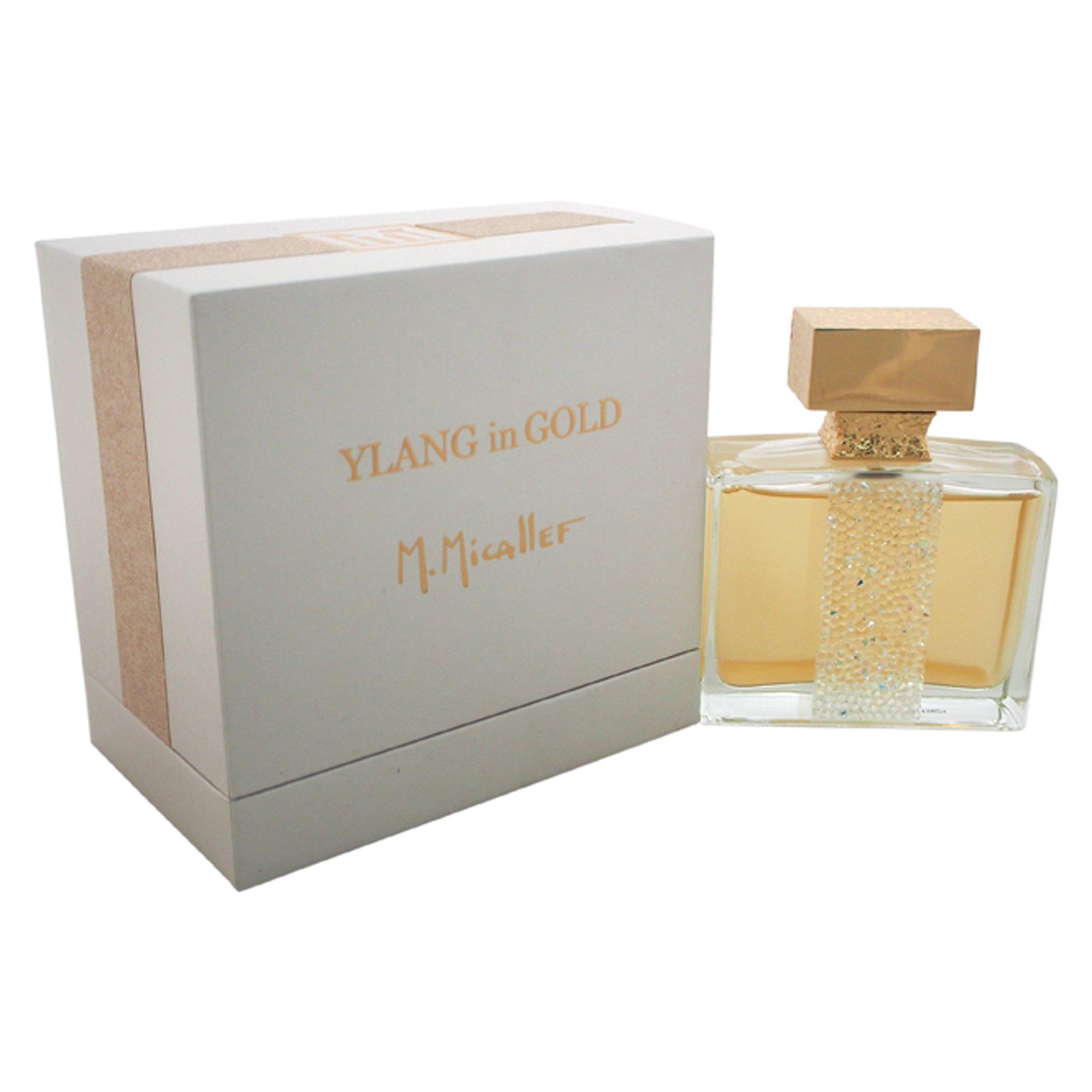 M. Micallef Ylang In Gold Women's Eau de Parfum Spray, 3.3 Ounce