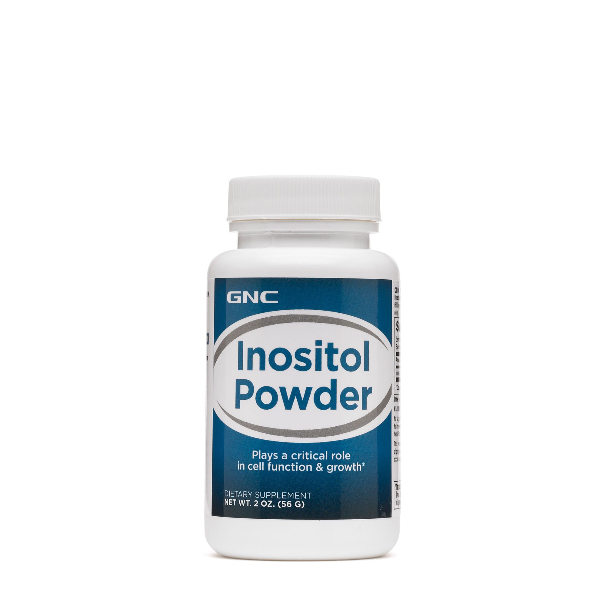 GNC Inositol Powder, 93 Servings