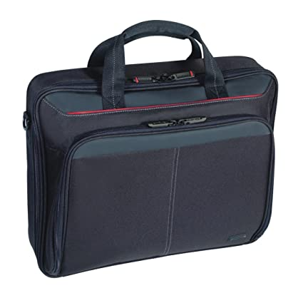 476e9829b52a Targus Classic Clamshell Laptop Bag specifically designed to fit up to 15 -16-Inch