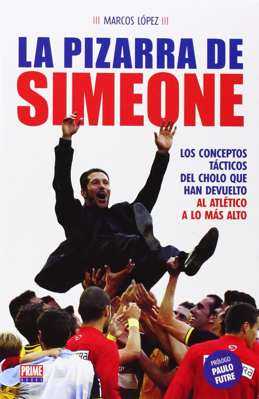 La pizarra de Simeone: MARCOS LOPEZ: 9789896552145: Amazon ...