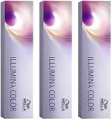 Illumina Color 10/93 - Tinte de coloración, 3 unidades, color ...