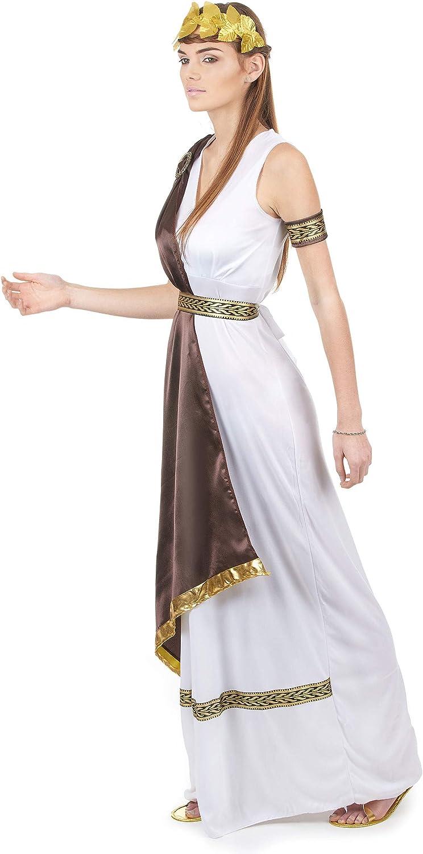 Generique - Disfraz Romana Mujer S: Amazon.es: Juguetes y juegos