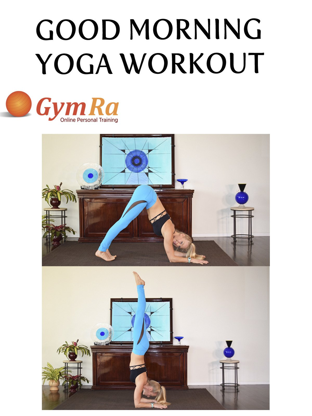 Watch Good Morning Yoga Workout | Prime Video