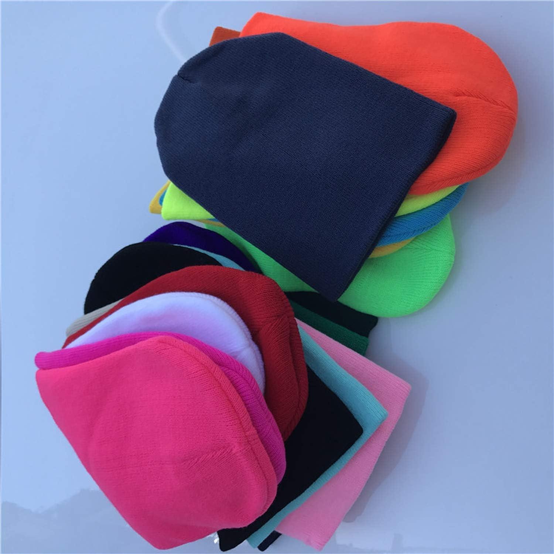 Ron Kite Winter Beanie Hats Printing Embroider Customized Fashion Warm Cap Unisex Elasticity Knit Beanie Hats