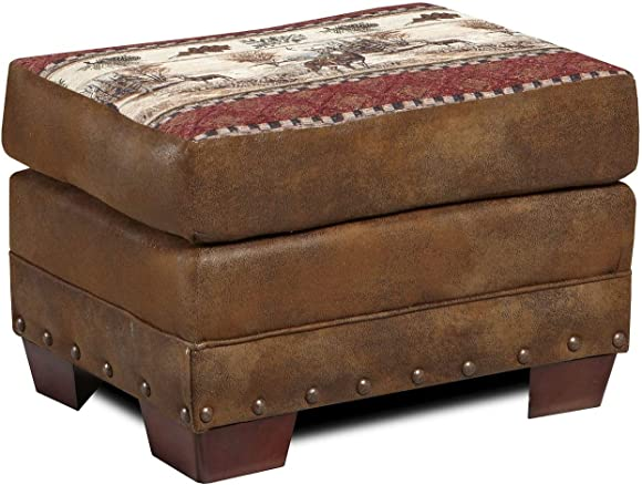 Reviewed: American Furniture Classics Deer Valley Ottoman