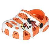 Sim Style Kids Multicolor Clogs