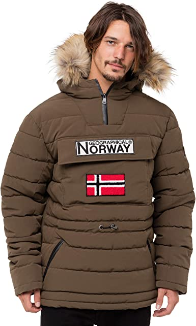Geographical Norway Casimire Parka para Hombre