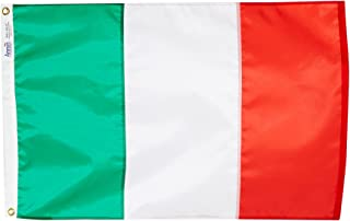 product image for Annin Flagmakers Model 193994 Italy Flag Nylon SolarGuard NYL-Glo, 2x3 ft, 100% Made in USA to Official United Nations Design Specifications