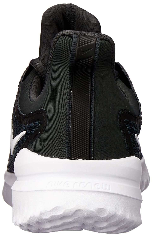 Nike Jungen Renew Rival (Gs) Laufschuhe Schwarz (Black/White/Anthracite 001)