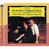 Prokofiev : Sonates pour violon et piano - Cinq mélodies