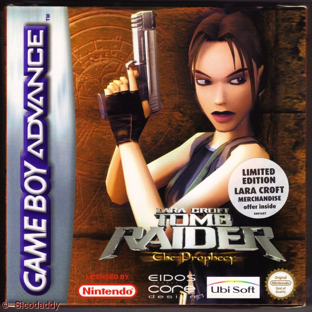 Amazon Com Tomb Raider The Prophecy Video Games