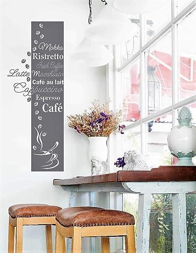 *NEU* Wandaufkleber Wandtattoo Wandsticker für die Küche/Esszimmer\