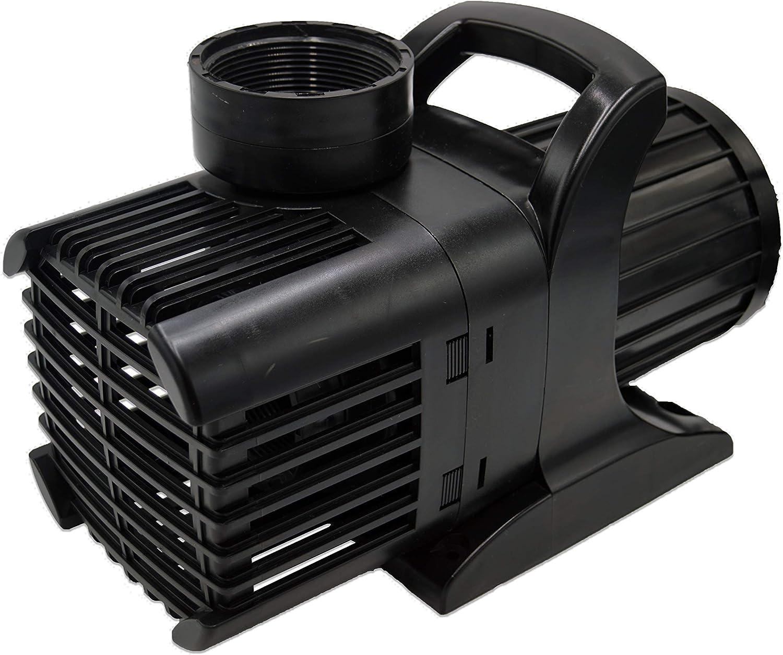 Anjon Manufacturing Monsoon Series 12,500 GPH Submersible Pond and Water Garden Pump - MS-12500