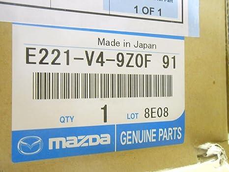 Genuine Mazda E221-V4-9Z0F-85 Aero Package