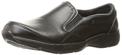 2fcea6cc2a4 Amazon.com  Dr. Scholl s Shoes Women s Establish Uniform Dress Shoe ...