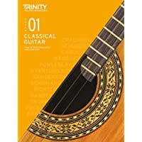 Trinity College London Classical Guitar Exam Pieces 2020-2023: Grade 1