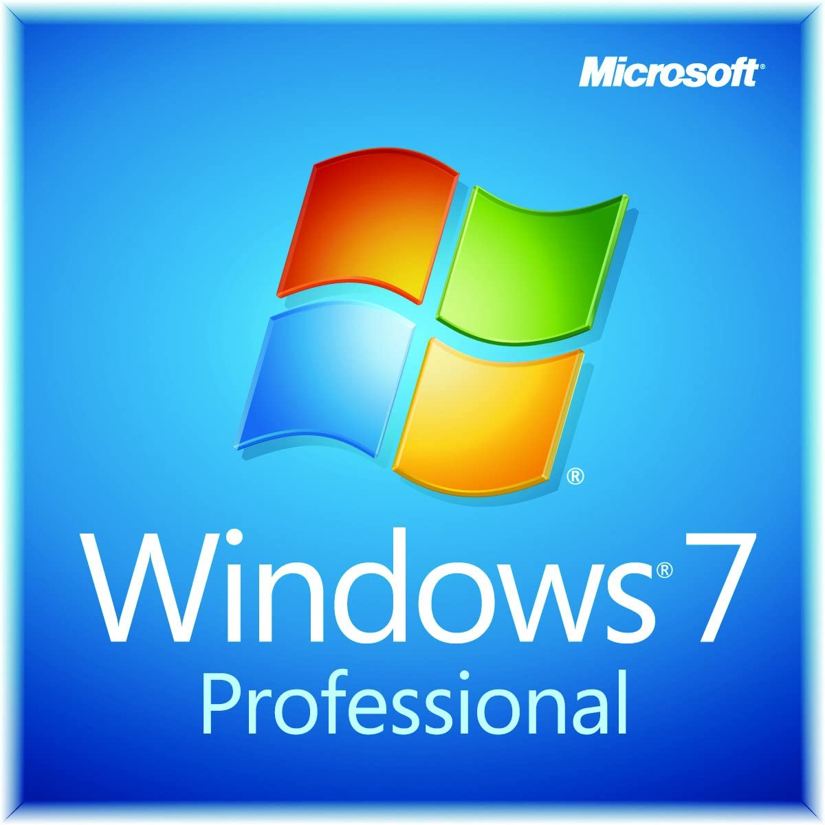 Windows 7 Professional 32-Bit (SB-Version)
