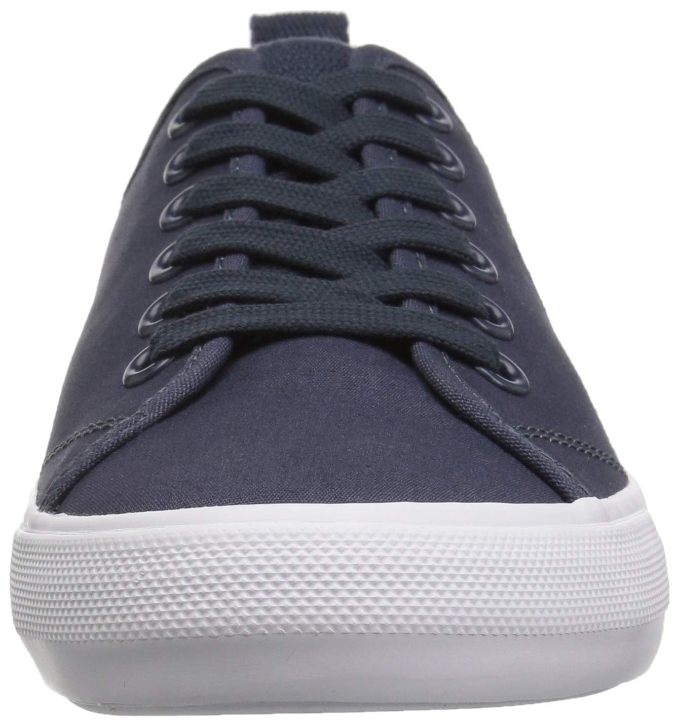 Fred Perry Men's Horton Shower Resist FINE CNV Sneaker, Dark air Force, 6 D UK (7 US) by Fred Perry (Image #4)