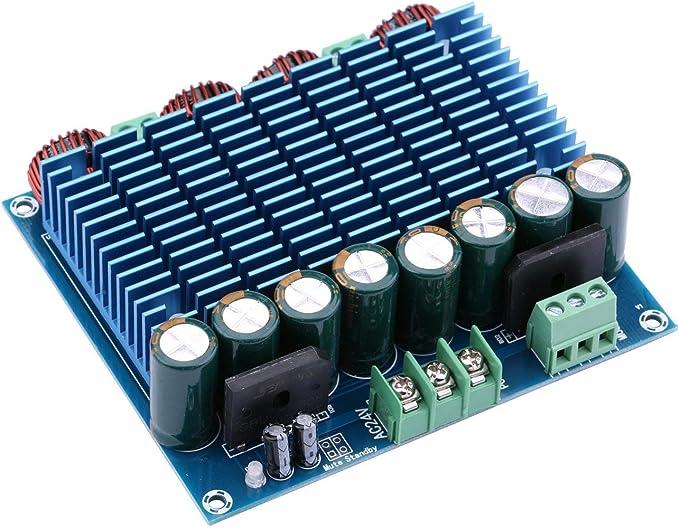 Dollatek Xh M252 Btl 4v Stereo 420w X 2 Tda8954th Dual Chip Klasse D Digital Audio