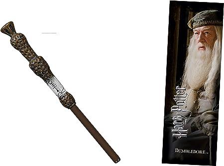 Reproducción de la varita del profesor Dumbledore,Bolígrafo con capuchón,Bolígrafo con tinta, mina i