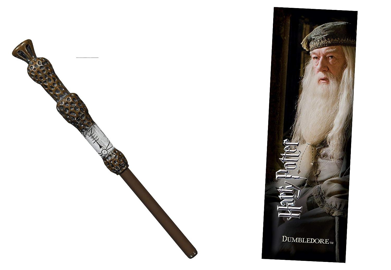 Harry Potter Dumbledore pen and bookmark set.