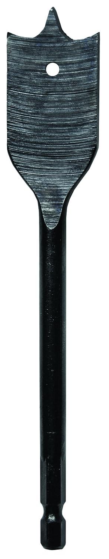 6 Piece Century Drill /& Tool 36406 Lazer Spade Bit Set