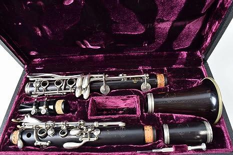 Buffet Crampon E13 para Clarinete: Amazon.es: Instrumentos musicales