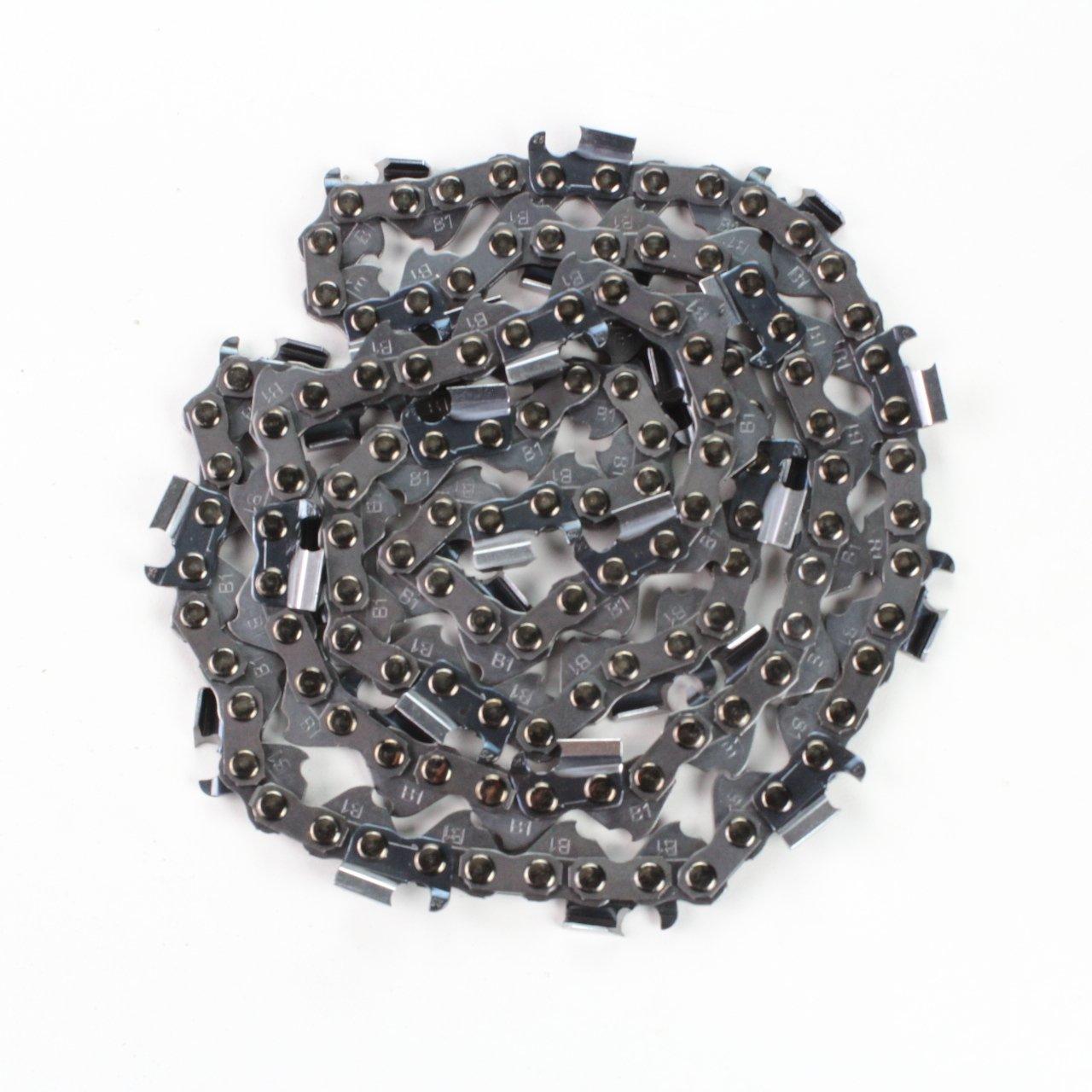 2 Pack 16 Echo Chainsaw Chain Loop .325 0.050 Chisel 66 DL CS-500P CS-520 Niche Industries