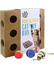 """Me & My Pets - Interaktive Katzen-Spielbox """"Peek & Play"""""""