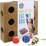 Me & My Pets Interactive Peek & Play Cat Toy Box