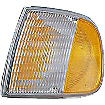 Dorman 1630260 Front Driver Side Turn Signal / Parking Light Assembly for Select Ford Models: Automotive