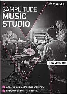 MAGIXSamplitude Music Studio - Everything a musician needs. [PC Download]