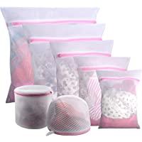 GOGOODA Gogooda 7Pcs Mesh Laundry Bags for Delicates with Premium Zipper, Travel Storage Organize Bag, Clothing Washing…