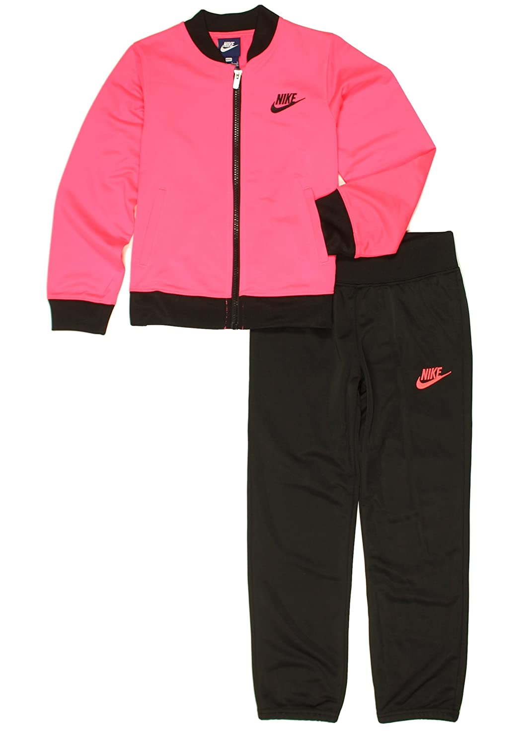 0014f45cc1 Online Cheap wholesale NIKE Little Girls` Therma-Fit Full Zip Hoodie & Jogging  Pants 2 Piece Set Clothing Suppliers