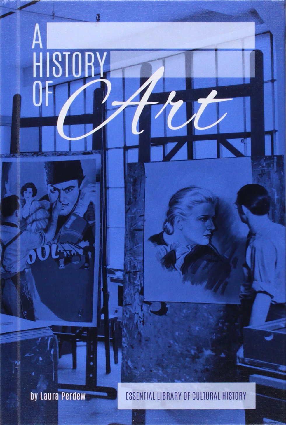Download A History of Art (Essential Library of Cultural History) pdf epub