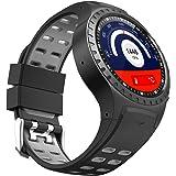 PRIXTON Smartwatch SW14 - Reloj Inteligente para iOS/Android ...