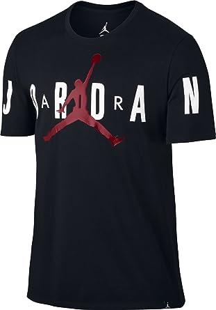 Nike Stretched tee Camiseta de Manga Corta Línea Michael Jordan de ...