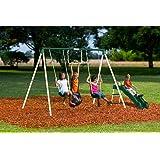 Flexible Flyer Outside Fun Ii Swing Set