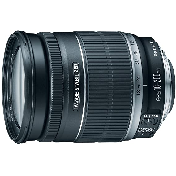Review Canon EF-S 18-200mm f/3.5-5.6