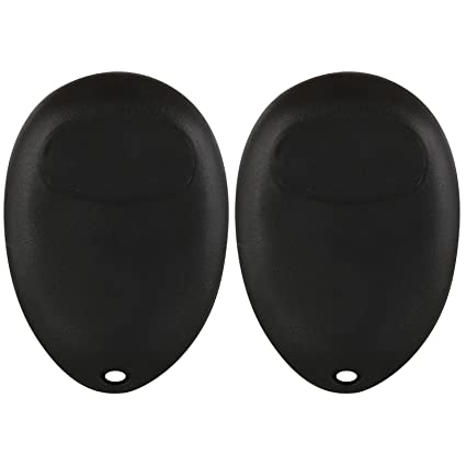 Discount Keyless Replacement Van Door Key Fob Car Remote and Uncut Transponder Key Compatible with L2C0007T 10335582-88 2 Pack ID 13