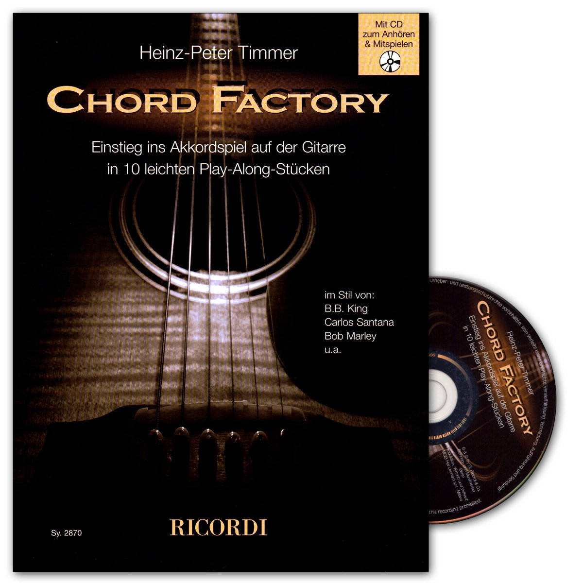 Chord Factory - Introducción en el acorde parte en la guitarra en ...