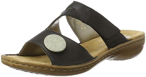 Echt Neu Mode 725862 Rieker Sandalen Gr41 Schuhe Herren