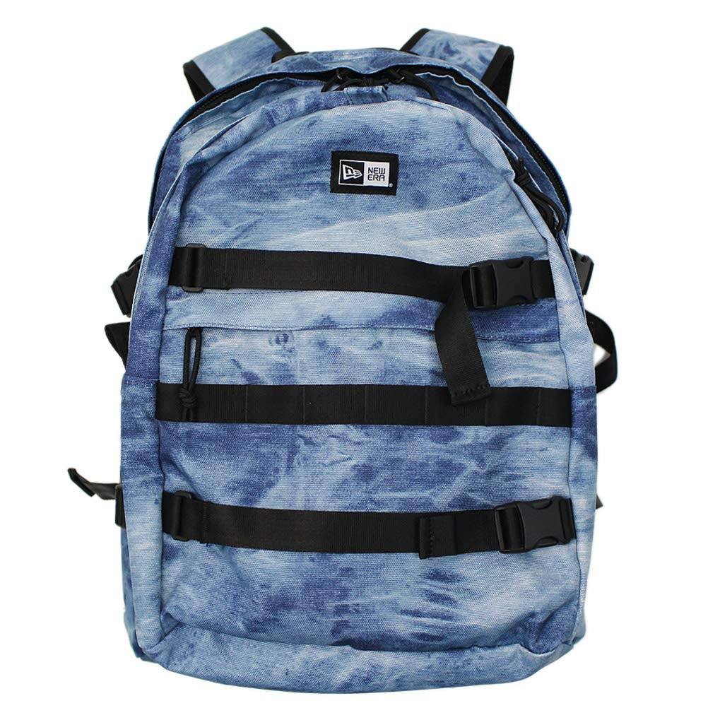 NEW ERA CARRIER PACK 900D(35L) OSFA(JUNIOR-ADULT) タイダイデニム B07PK7VB4C
