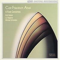 Carl Friedrich Abel: Flute Concertos