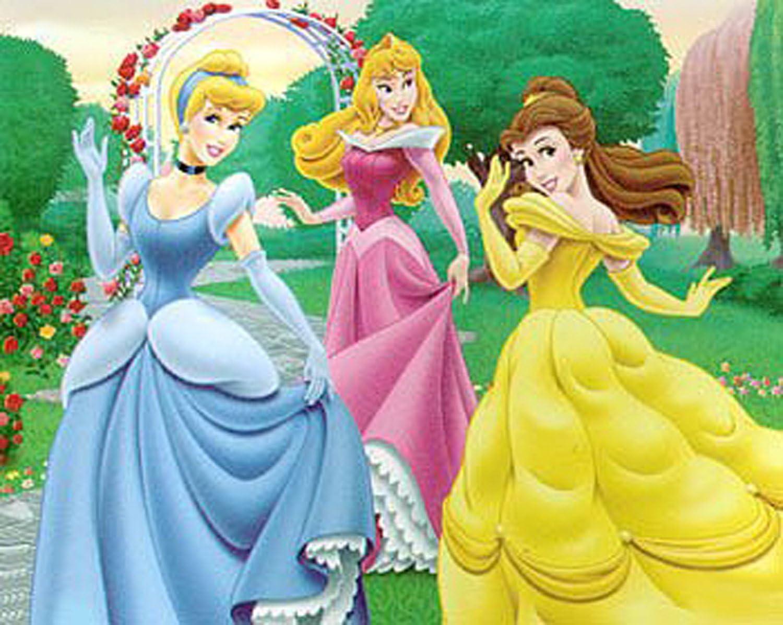 "DISNEY/'S PRINCESS FLEECE BLANKET GIRLS CINDERELLA BELLE MICROFIBER THROW 50/""X60/"""