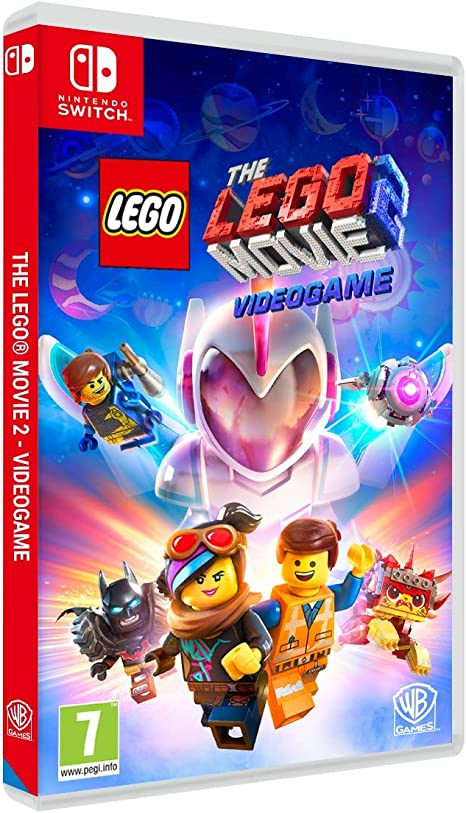 The Lego Movie 2 Videogame - Nintendo Switch [Importación italiana]: Amazon.es: Videojuegos