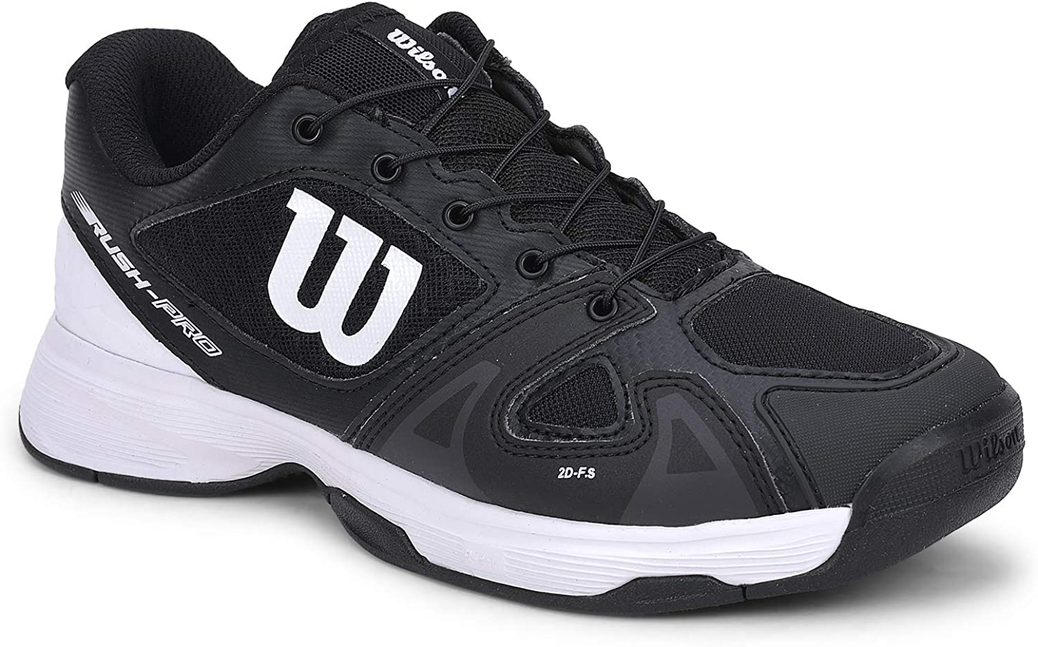 Wilson Kids Rush Pro Jr Ql Tennis Shoes
