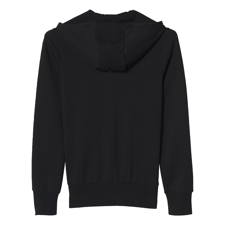 adidas Girls' Yg 3-Streifen Hoodie ADIL0|#adidas BP8622